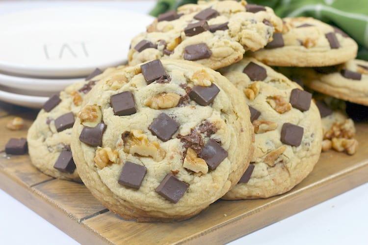 Bakery Cookies Recipe – The Best Chocolate Chip Cookies
