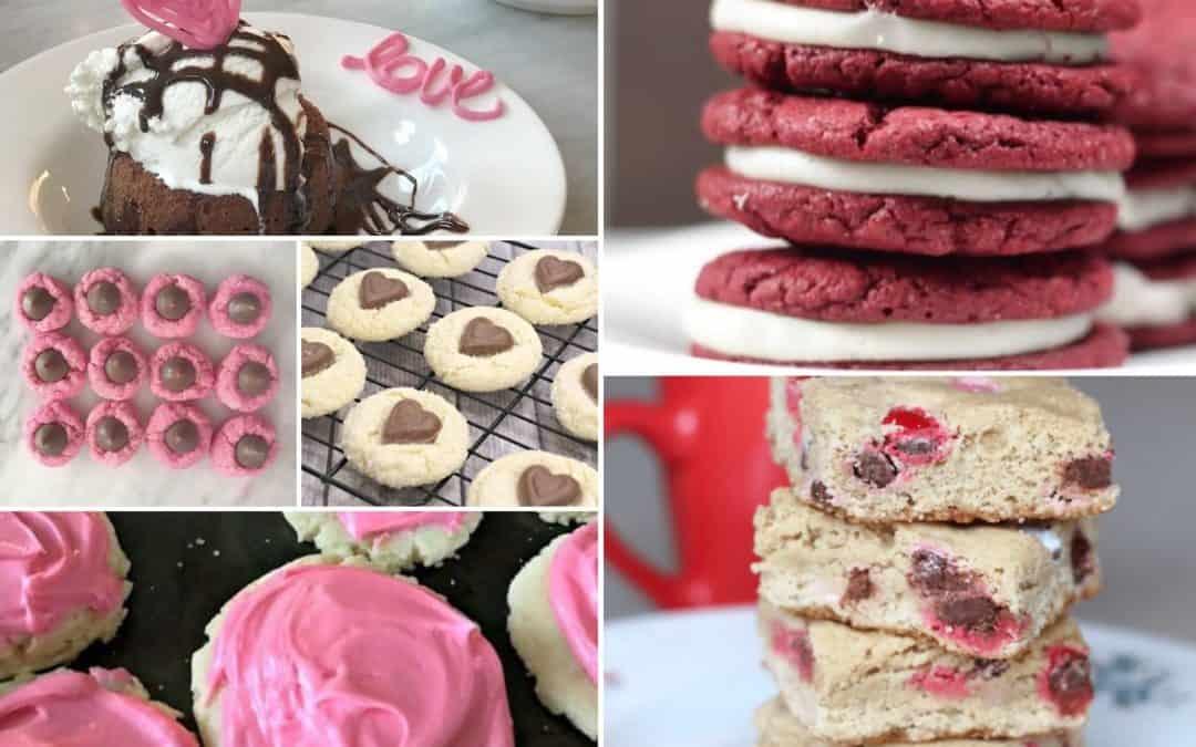 8 Delicious Valentine's Day Recipes