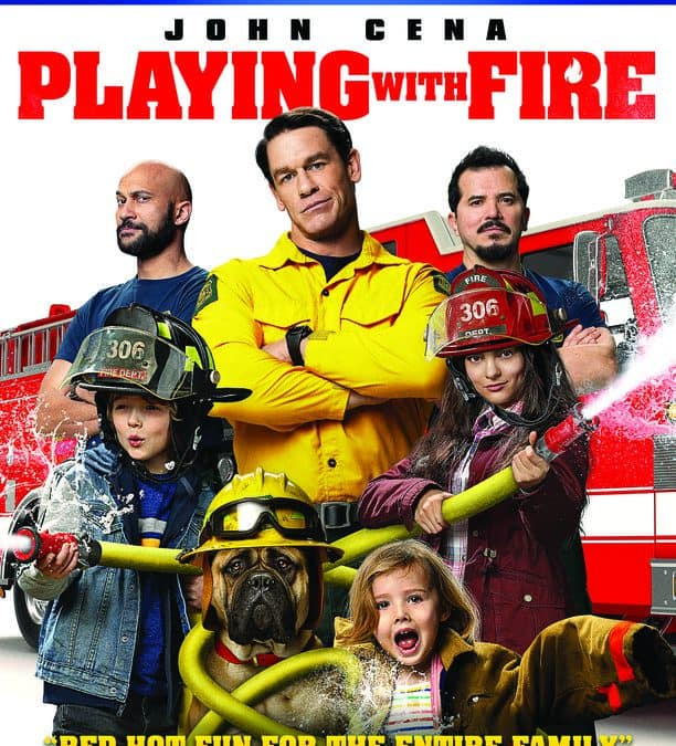 Playing With Fire – Now Available On Digital & Blu-ray