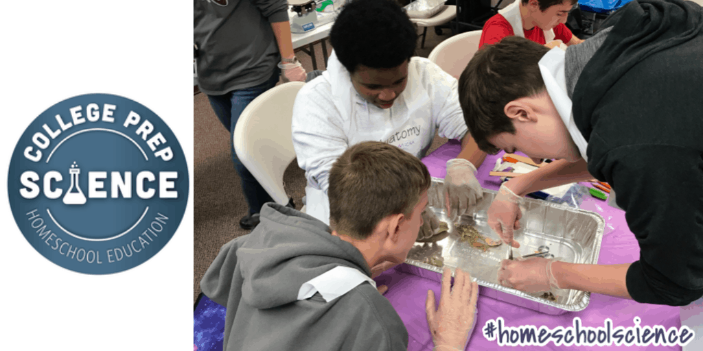 """Teaching Science to """"Non-Science"""" Students & Using an Appropriate Homeschool Science Curriculum"""