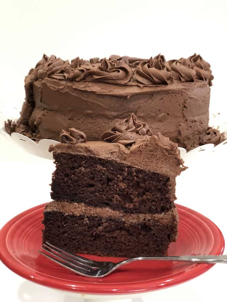 Are you looking for how to make a box cake mix taste better? This is the best chocolate cake recipe ever. It is so easy! It starts with a mix and is moist and yummy! With a few adjustments, you will have a cake that tastes like it came from a bakery. It would be a great birthday cake.