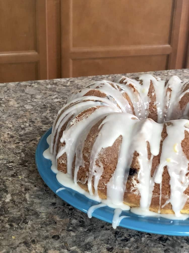Lemon and blueberries are the best combination for dessert recipes! Try this recipe for Lemon Blueberry Bundt Cake With Lemon Icing.