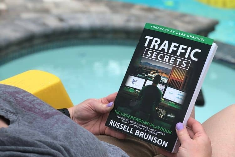 Boost Your Online Business With Traffic Secrets By Russell Brunson