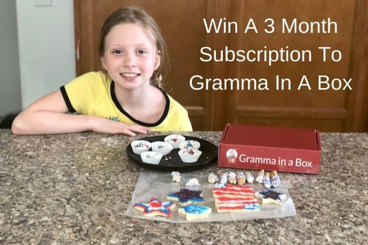 Giveaway: Win A 3 Month Subscription To Gramma In A Box