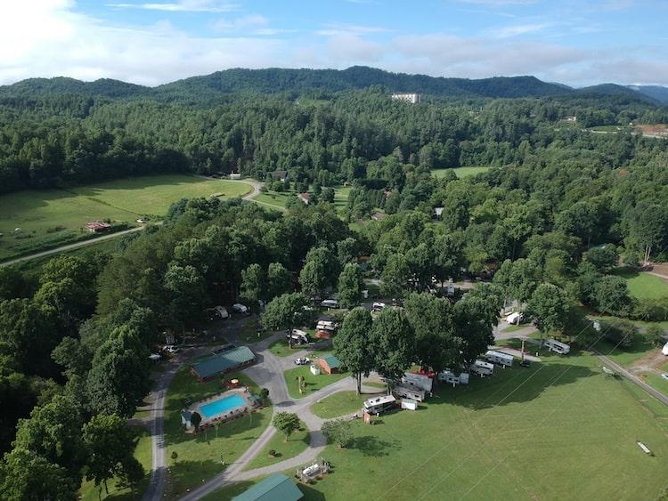 KOA Murphy NC Review – Great Place To Go Camping