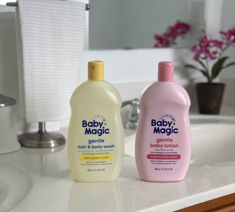 Save $1 On Baby Magic + Enter To Win A $100 Gift Card