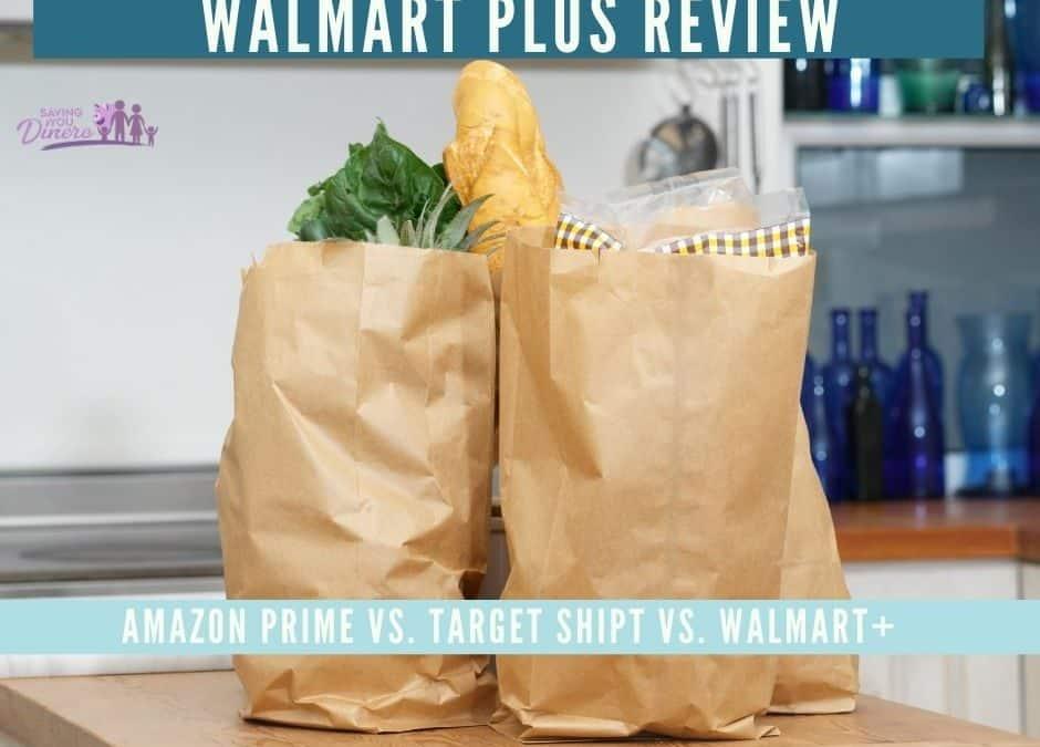 Walmart Plus Review Vs Amazon Prime
