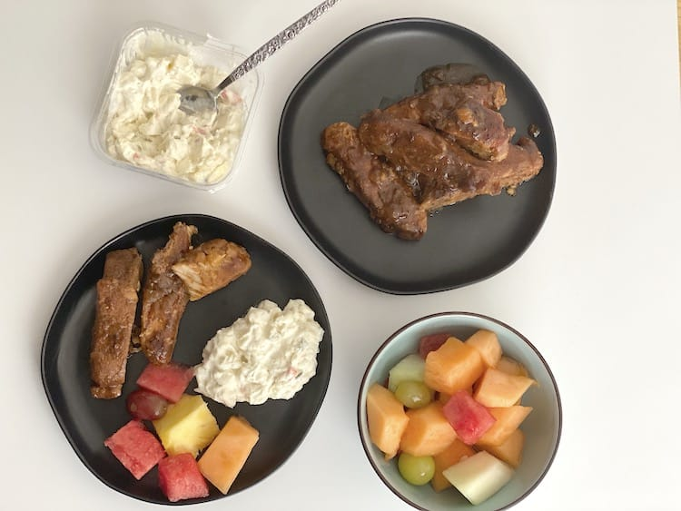 Come home to super tender and flavorful Slow Cooker Country Ribs with this fast and easy dinner recipe!