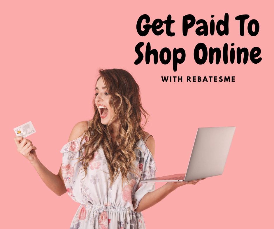 If you do any online shopping - you need to use a cashback portal like RebatesMe and get paid to shop online! Plus get a $20 Bonus!