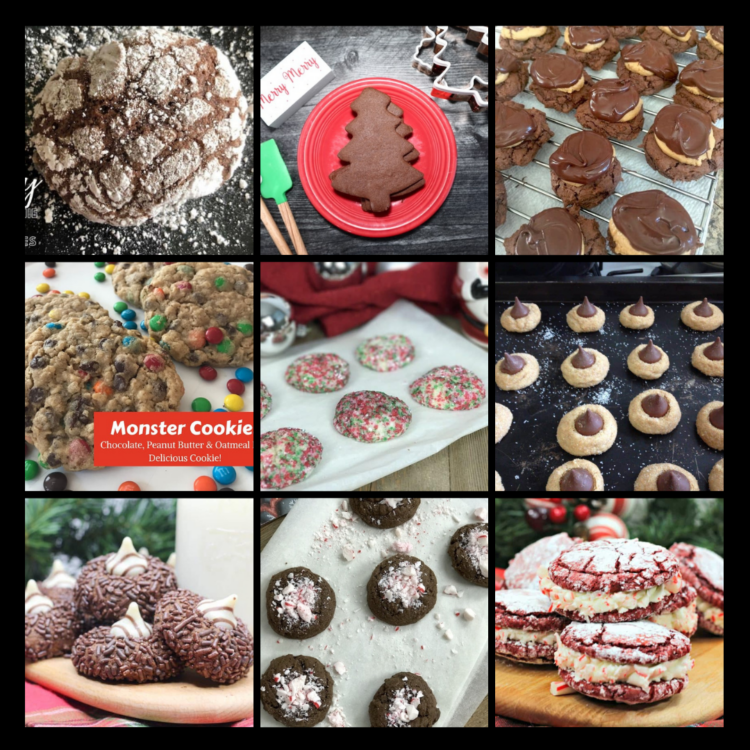 I put together these easy Christmas Treats Recipes so you can have one place to visit and find so many delicious recipes!